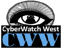 CyberWatch West Logo
