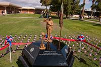 Glendale Community College Veteran Memorial