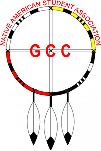 Native American Student Association logo