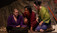Glendale Community College's performance of Rashomon
