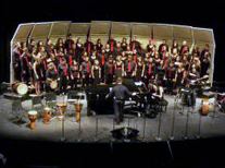 GCC Choir group shot