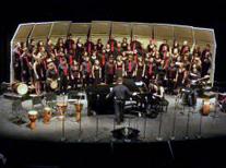 GCC Choir group shot