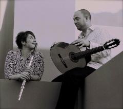 photo of Chuck and Theresa Hulihan